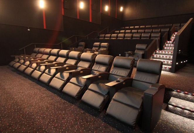 Hoyts Lux recliner chairs