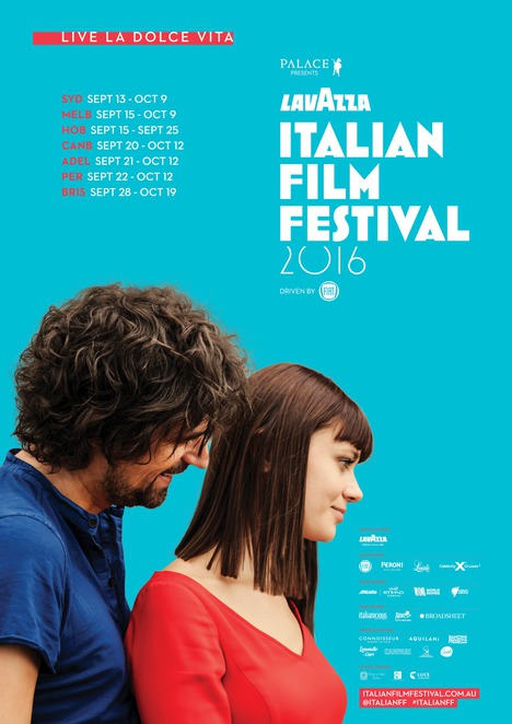 italian film festival 2016, live la dolce vita, festival guests, special events, dvd box sets, palace cinemas, kino cinemas, the astor theatre, opening night gala state cinema, cinema paradiso, luna on sx, festival features, perfect strangers, the space between, sweet dreams, rocco and his brothers, where am i going?, roman holiday, sydney, melbourne, hobart, canberra, adelaide, perth, brisbane, performing arts, actors, movies, foreign films, subtitles