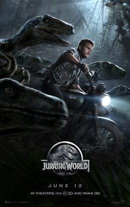 Jurassic World Poster from Wikipedia