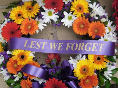Lest We Forget, Anzac Day