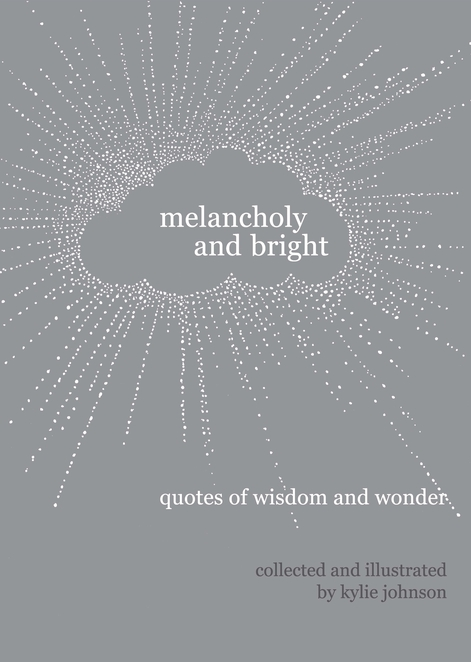 melancholy bright paper boat press kylie johnson