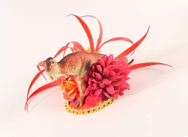 melbourne cup headpiece