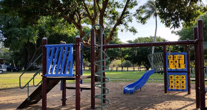 Mindil Beach, Playground, children play area, free, Darwin