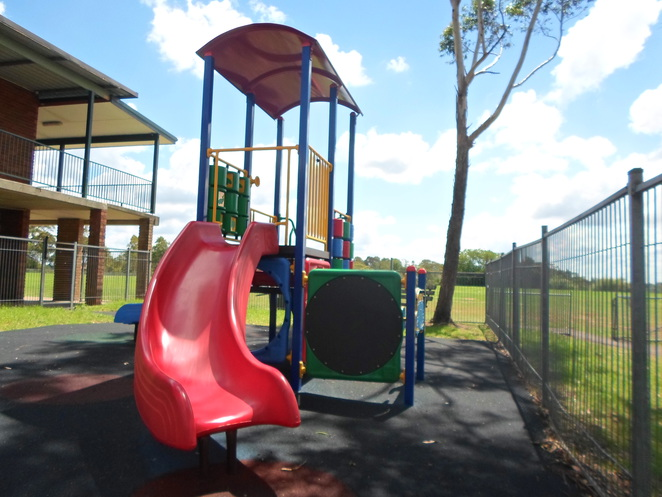 montview oval, play equipment, hornsby heights