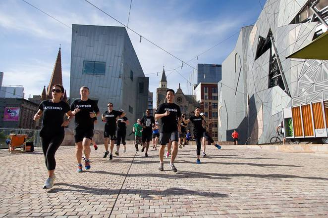 nike run club melbourne