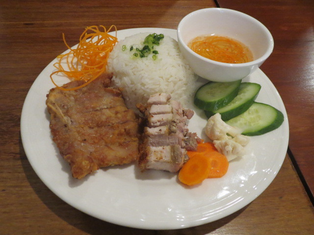Nom Mee, Chargrilled Pork Chop, Adelaide