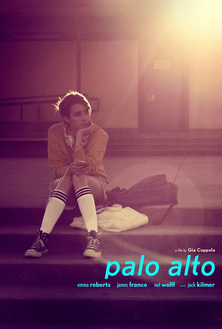 Palo Alto, Movie, Emma Roberts
