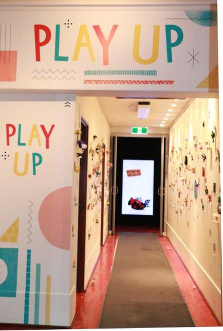 Play Up at Museum of Australian Democracy