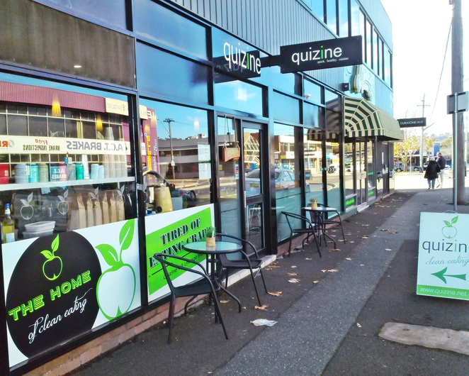 quizine, canberra, ACT, healthy cafes, breakfast, lunch