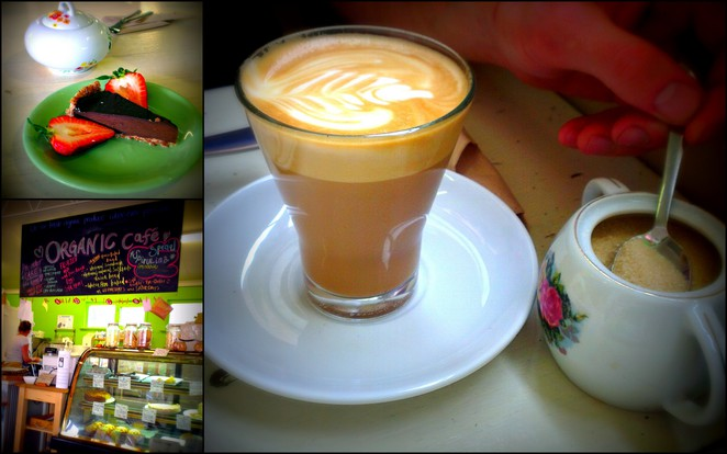 Rainy Days Adelaide, Winter South Australia, Rainy Day Activities, Green Room on High Street, Organic Cafe Willunga