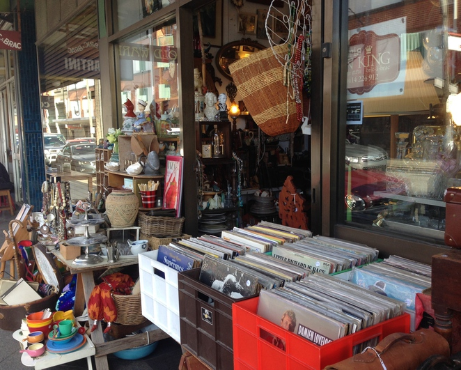 records, vinyl, secondhand, vintage, antique, furniture