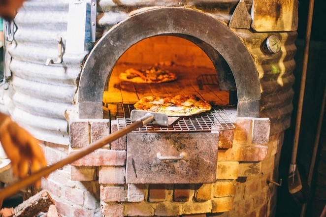 Russell's Love, Russell's Pizza, Adelaide Marquees and Events, Willunga