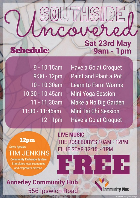 Southside Uncovered, Community, Fair, festival, Annerley,