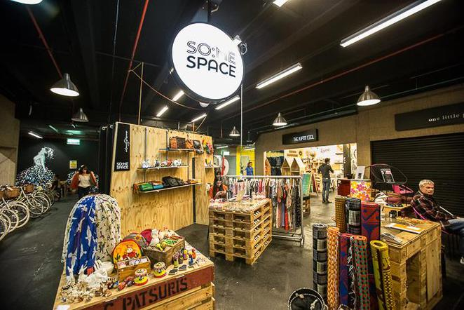 south melbourne market some space