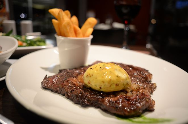 steakhouse 66 Melbourne, Melbourne steak grill, melbourne dining docklands