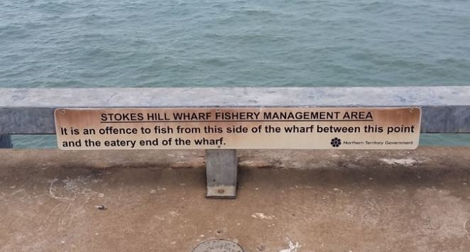 Stokes Hill Wharf, eateries place, sunset watch, Bombing of Darwin, cruises and harbour tours