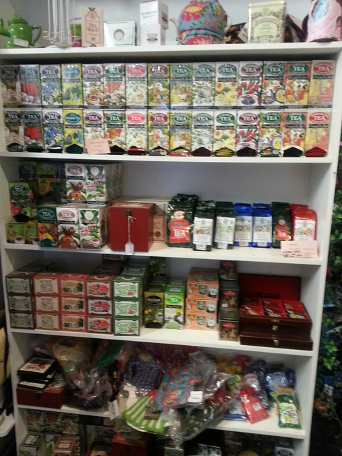 Tea, Cafe, Shopping, Gifts, Maryborough Qld, Wide Bay, Apparel