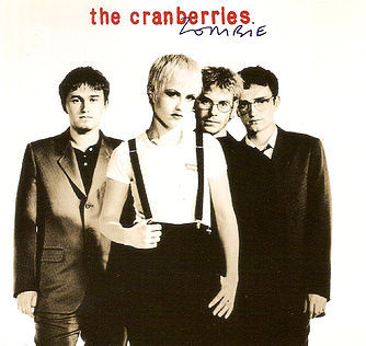 the cranberries, The Cranberries Zombie, Zombie song