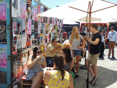 the fringe festival, the adelaide fringe, adelaide events, art exhibitions, concerts, films