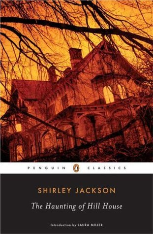 The Haunting of Hill House, Shirley Jackson, scary books for Halloween
