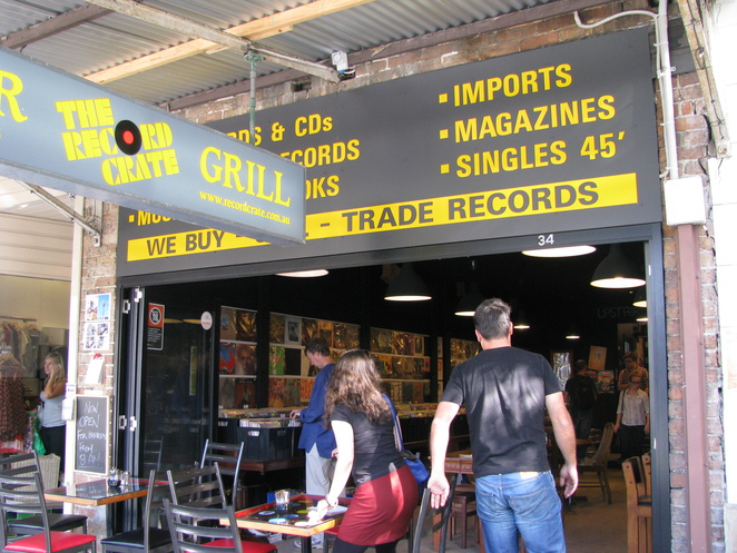 The Record Crate Glebe, Glebe Bars, Top 5 Glebe Bars, Glebe,