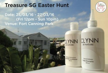 Treasure Hunt, SG50, Easter Hunt