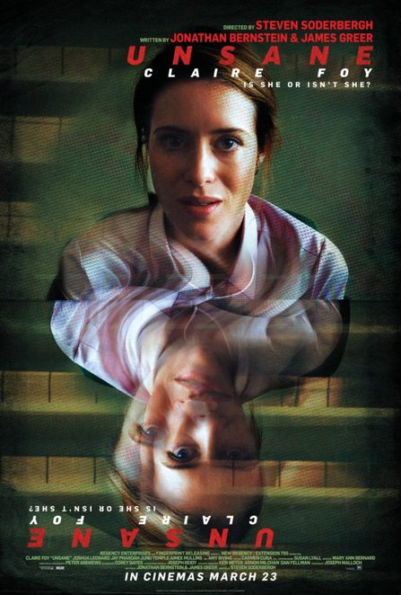 Unsane, Horror, Thriller, Movie, Scary, Disturbing, America, American, movie review, film, film review, different