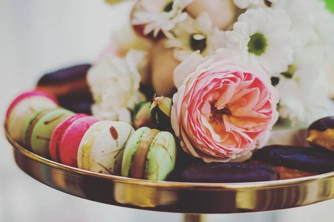 Victoria State Rose Garden High Tea experience from the High Tea Mistress