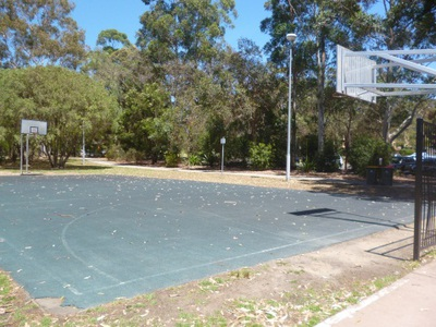 waterloo park marsfield basketball court