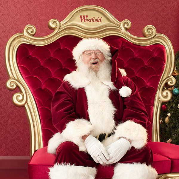 westfield woden, shopping centre, canberra, santa photos, ACT, pictures, kids, families,