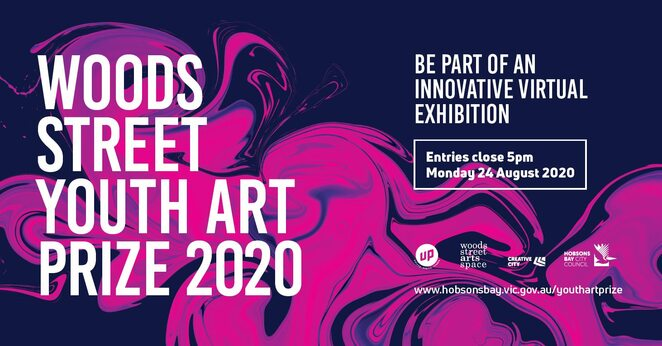 wood street youth art prize 2020, woods street youth art call for submissions 2020, community event, online art event, fun things to do, painters, artists, painting, art exhibition, hobsons bay up, creative city hobsons bay, wood street arts space, artwork submissions, laverton art exhibition, a new power, finding a voice, cities of hobsons bay, wyndham, maribyrnong, brimbank, melton, moonee valley, geelong, melbourne, hobsons bay artist award, artist encouragement award, family fun, fun things to do, creativity