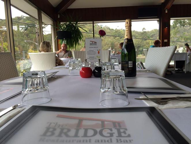 woronora, the bridge, restaurant, the shire, river
