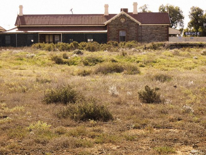 Abandoned Railway Stations, Abandoned Railway Station, flinders ranges, railway station, ghost town, trains, peterborough, railway line, abandoned, bruce railway station