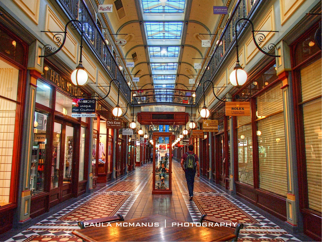 Adelaide Arcade and Gay's Arcade, Adelaide