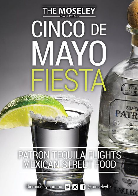 Adelaide,The Moseley, Glenelg, Moseley Square, Jetty Road, SA, Cinco De Mayo, Party, Events, Fun, May, Celebration, Food, Drinks, Burritos, Spicy, Dining, Family, Friends, Mexican, Food, Tequila