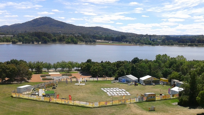 ben and jerrys openair cinema, canberra, ACT, movies, events, 2017, cinema, outside,