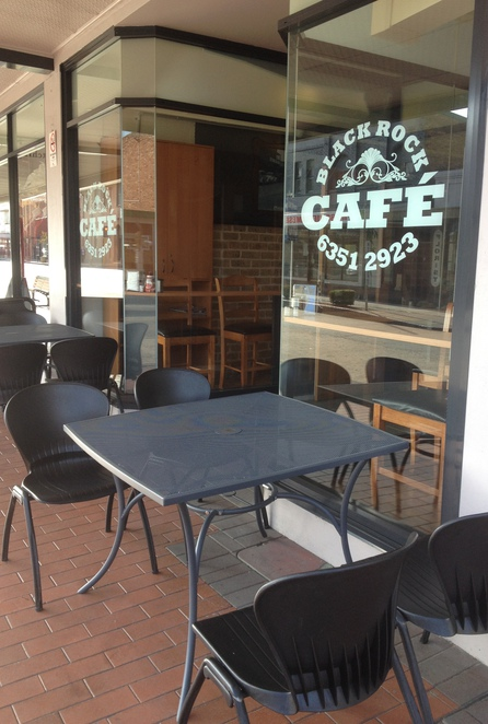 Black Rock Cafe Lithgow