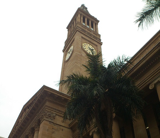 brisbane city hall, brisbane city hall clock tower, brisbane clock tower, clock tower tours, free brisbane tours