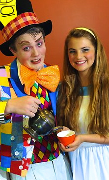 Brisbane Junior Theatre, Alice In Wonderland, Acting