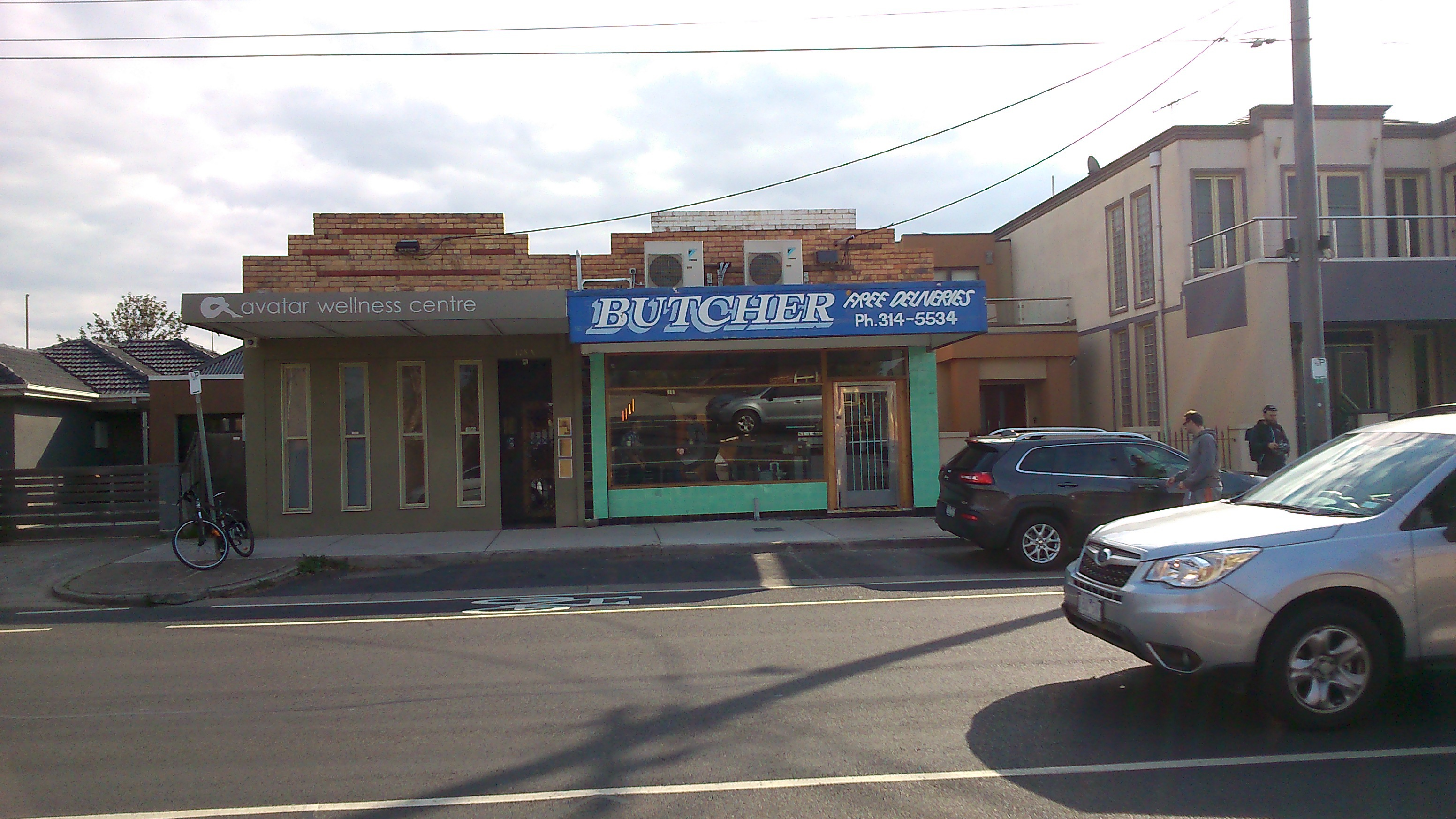 The Butchers Kitchen Melbourne : Butcher 128 Coffee Shop and Eatery - Melbourne