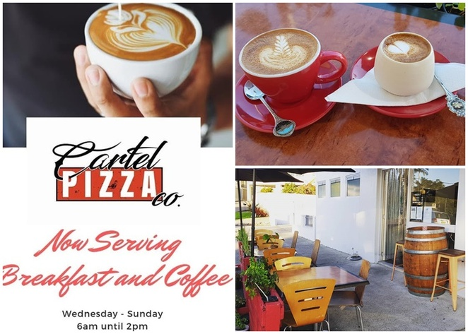 cartel pizza co, salamander bay, soldiers point, NSW, port stephens, where is the best coffee, nelson bay cafes, port stephens cafes, salamanader bay cafes, soldiers point cafes, best coffee, coffee, breakfast, pizza, lunch,