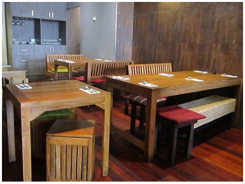 Restaurant Furniture Thailand : Chilli jam thai restaurant sydney