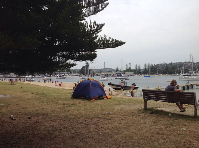 Clontarf beach,and reserve swimming picnics all facilitiescafe parking