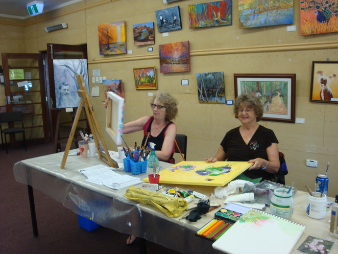 Image courtesy of Liddelow Homestead Art and Craft Club