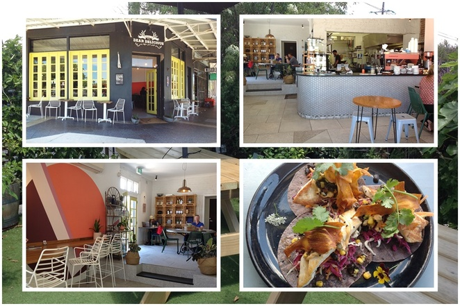 Dear Delicious cafe, Dulwich Hill