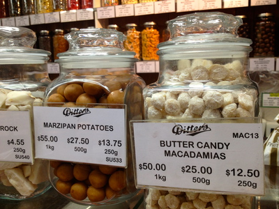 Ditters Nuts, Adelaide (image: JP Mundy)
