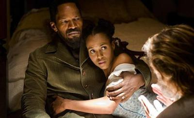 film review django unchained Album reviews 50 years of music & style movie reviews american beauty live reviews django unchained is an exhilarating rush, outrageously entertaining and.