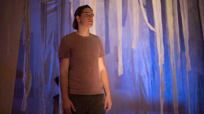 Flood, newtown, play review, weeknotes review, chris issacs, lambert house, Old 505 Theatre, Lilbusgirl, race, plays
