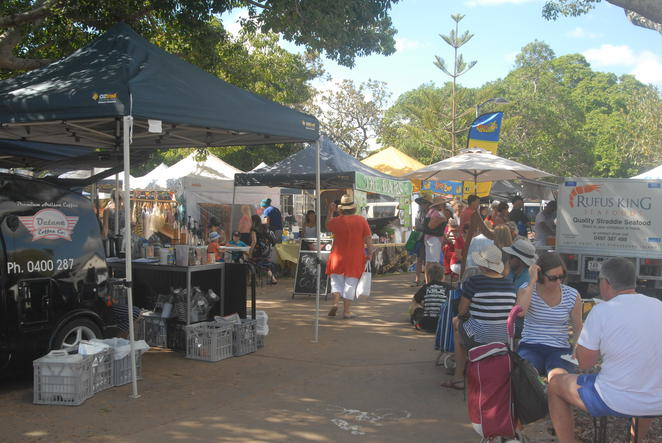 Jan Powers Farmers markets @ Manly