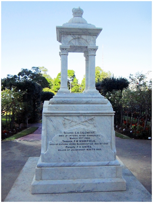Garden of Remembrance, Chatswood, Willoughby, Anzac Day, Boer War Memorial,